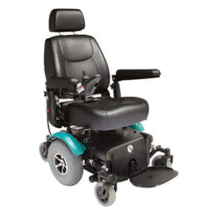 Standard plus powered wheelchairs