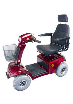 Electric Mobility - Rascal 850