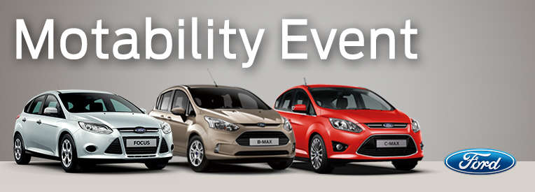 Ford-cars-Motability-event