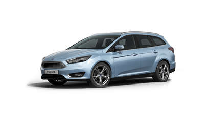 Ford Focus 1.0 Titanium X Estate 5dr
