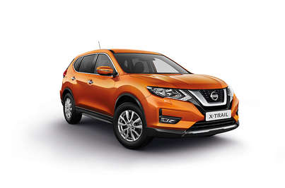 Nissan X-Trail 2.0dCi N-Connecta 4WD 5dr