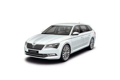 Skoda Superb 1.6TDI SE Estate 5dr