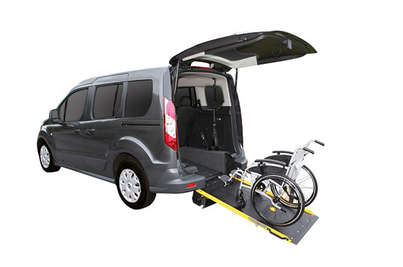 McElmeel Mobility Services Ford Tourneo Connect 1.5TDCi Zetec Optional FE PK