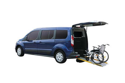 McElmeel Mobility Services Ford Grand Tourneo Connect 1.5TDCi Zetec