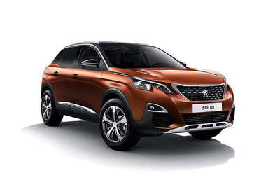 Peugeot 3008 SUV 1.6 THP GT Line 5dr