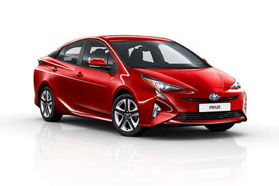Toyota Prius 1.8 Business Edition Plus 5dr