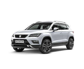 SEAT Ateca 1.4 TSI Xcellence 5dr