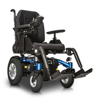 Quantum - Aspen- TB Flex Seat/Power Tilt/Manual Recline.