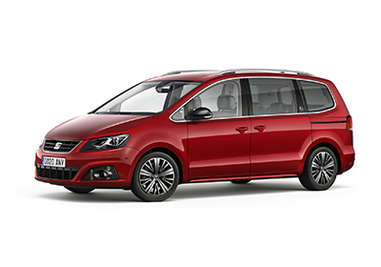 Lewis Reed Seat Alhambra 1.4TSI S