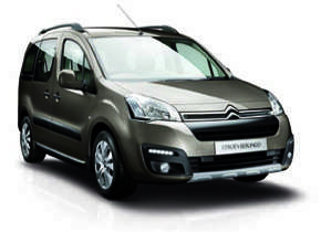 GM Coachwork Citroen Berlingo Multispace 1.6BlueHDi Multispace Flair