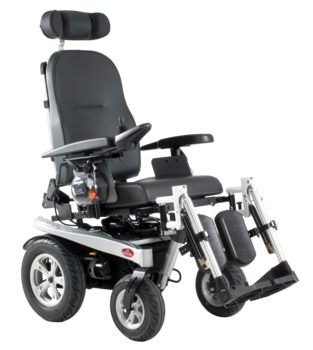 Van Os Medical - Excel Airide X-TEND (Powered Recline)