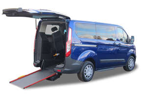 Allied Mobility Ford Tourneo Custom 2.0TD 310 L1 Zetec