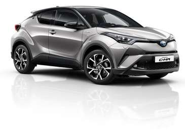 Toyota C-HR 1.2 Dynamic Coupe 5dr