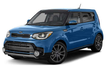 Sirus Automotive Kia Soul 1.6CRDi 2