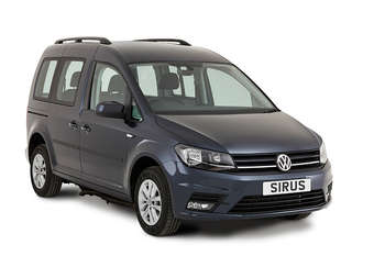 Sirus Automotive Volkswagen Caddy 1.4 TSI Life