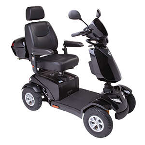 Electric Mobility - Rascal Ventura with back box