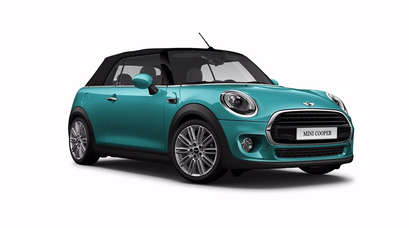 MINI Mini 2.0 Cooper S Convertible 2dr