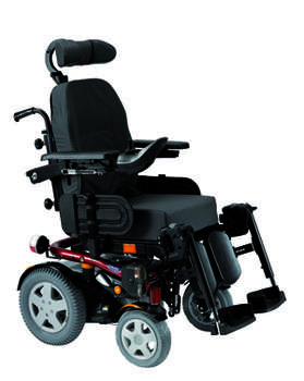 Invacare - Kite - Flex2 Modulite (configured) M44