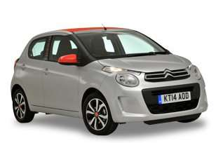 Citroen C1 1.0 Airscape Flair Convertible 5dr