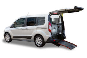 Allied Mobility Ford Tourneo Connect 1.5TDCi Zetec