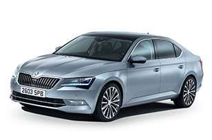Skoda Superb 1.6TDI S 5dr