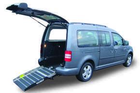 Vw Motability >> Allied Mobility Volkswagen Caddy Maxi 2 0td Life Motability Scheme
