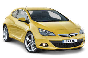 Vauxhall GTC 1.4i Limited Edition Coupe 3dr
