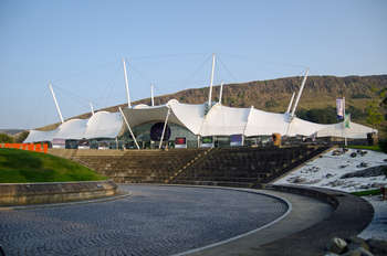 Dynamic Earth image