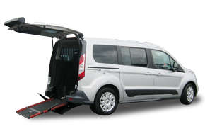 Allied Mobility Ford Grand Tourneo Connect 1.5TDCi Zetec