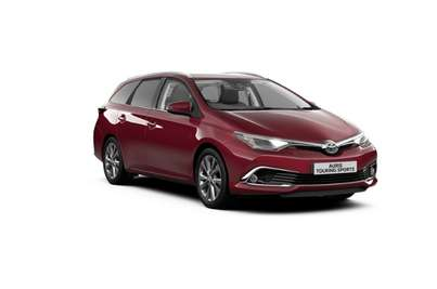 Toyota Auris 1.2T Excel Estate 5dr