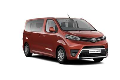 Toyota PROACE Verso 2.0D Shuttle 5dr