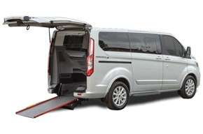Allied Mobility Ford Tourneo Custom 2.0TDCi 310 L1 Titanium