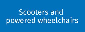 Header - Scooters and powered wheelchairs