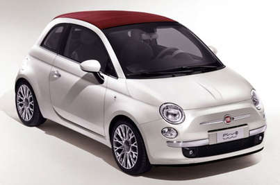 Fiat 500C 1.2 POP Convertible 2dr