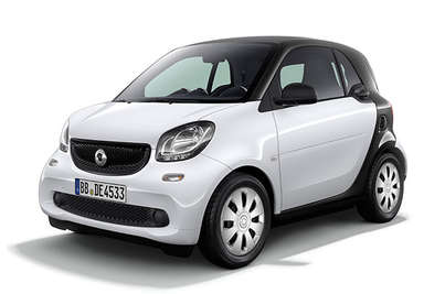 Smart fortwo 1.0 Prime Sport Coupe 2dr
