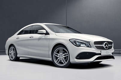Mercedes-Benz CLA 1.6 CLA 180 AMG Line Edition Coupe 4dr