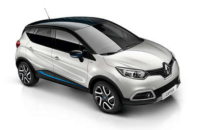 Renault Captur 0.9 TCe Play 5dr