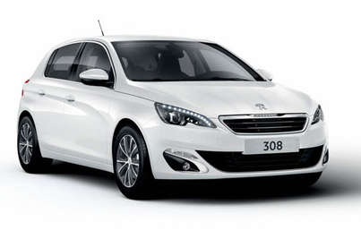 Peugeot 308 1.5 BlueHDi Active 5dr