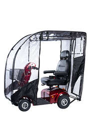 Freerider - City Ranger 8 with Canopy