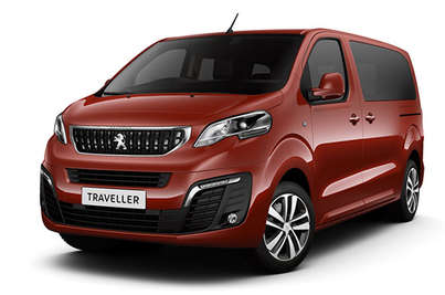 PEUGEOT TRAVELLER DIESEL ESTATE 2.0 BLUEHDI 120 BUSINESS STANDARD[9 SEAT] 5DR EAT8