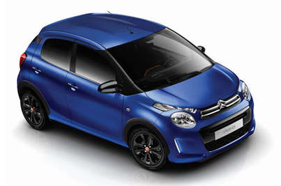 Citroen C1 1.0 VTi Urban Ride 5dr