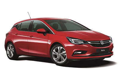 Vauxhall Astra 1.0i Turbo Design 5dr