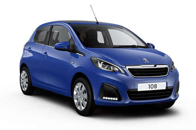 PEUGEOT 108 TOP HATCHBACK 1.0 72 ACTIVE 5DR