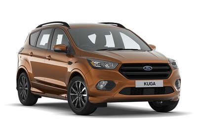 Ford Kuga 2.0TDCi ST-Line X 4WD 5dr