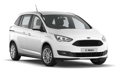 Ford Grand C-MAX 1.0 Zetec 5dr
