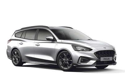 Ford Focus 1 0t St Line Estate 5dr Motability Scheme