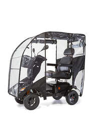 Freerider - Landranger XL8 with Canopy
