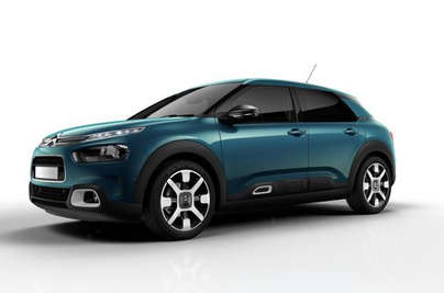 Citroen C4 Cactus 1.6BlueHDi Flair 5dr