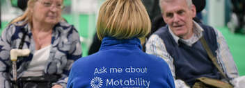 Ask me about Motability