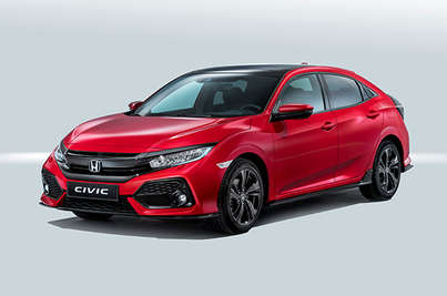 Honda Civic 1.5 VTEC TURBO Sport Plus 5dr